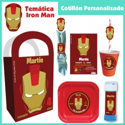 IronMan Avengers Temática...