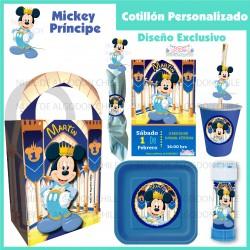 Mickey Mouse Príncipe...