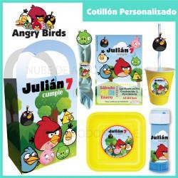Angry Birds Temática...