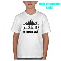 Polera Fortnite Logo...