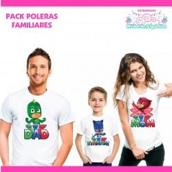 Pack PJ Mask / Heroes en...