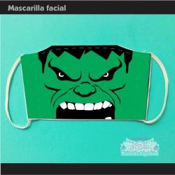 Mascarilla Hulk Avengers...