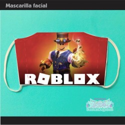 Mascarilla Roblox Estampada...