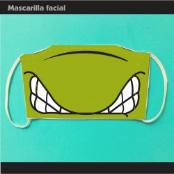 Mascarilla Tortugas Ninjas...