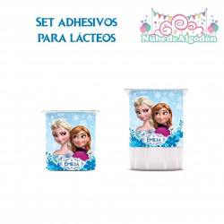 Frozen Set Adhesivos...