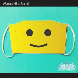 Mascarilla Lego TapaBoca...