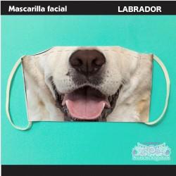 Mascarilla Labrador...