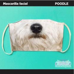 Mascarilla Poodle TapaBoca...