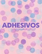 Adhesivos - Cotillón Cumpleaños Personalizado Premium